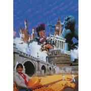 1000 Piece Boxed Jigsaw Puzzle: Europe From Clementonis High Quality Collection.