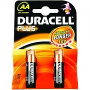 Duracell Plus AA (2-pack) (MN1500-X2)
