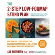 The 2-Step Low-Fodmap Eating Plan: The Essential Guide to Managing Ibs and Food Intolerance Symptoms