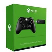 Xbox One Controller Wireless With Wireless Adapter For Windows 10 Black Xbox One
