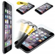 Pellicola trasparente vetro temperato smartphone protegge schermo Iphone 6 PLUS