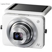 Canon PowerShot-N HS 12.1 MegaPixel White Digital Camera