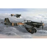 Special Hobby sh72136 - Modellino Aereo Junkers Ju 87 A Stuka Anton in armi Service