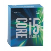 Intel Core i5 Processore, 6600K, 3,5 GHz