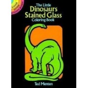 The Little Dinosaurs Stained Glass by Theodore Menten