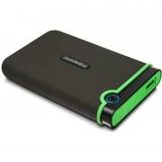 Hard disk extern Transcend StoreJet 25M3 2TB 2.5 inch USB 3.0 Black