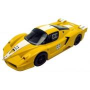 Modellino Auto Ferrari Enzo FXX Elite Giallo #22 Ltd Scala 1:43 Diecast Model