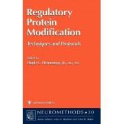 Regulatory Protein Modification by Hugh C. Hemmings