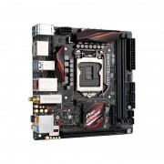 Asus Z170I PRO GAMING Socket 1151 HDMi DisplayPort 8-Channel HD Audio