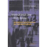 International Law from Below by Balakrishnan Rajagopal