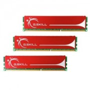 Memorie G.Skill NQ 6GB (3x2GB) DDR3, 1600MHz, PC3-12800, CL9, Triple Channel Kit, F3-12800CL9T-6GBNQ