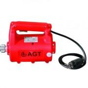 Vibrator beton AGT FX 2000 electric,putere motor 2kW,turatie 12.000rpm
