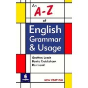 An A-Z of English Grammar & Usage by Benita Cruickshank