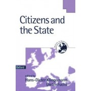 Citizens and the State by Hans-Dieter Klingemann