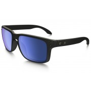 Oakley Holbrook - Matte Black Ice Iridium Polar - Brillen