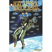Battlestar Galactica: The Death of Apollo: The Death of Apollo by Dietrich Smith