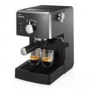 Ръчна машина за еспресо Philips Saeco Poemia, Classic Milk Frother Black HD8423/19