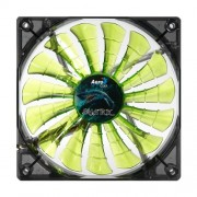 Aerocool Shark Fan Evil Green Edition 14cm
