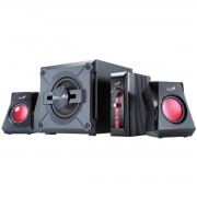 Sistem audio 2.1 Genius SW-G2.11250 Black 38W