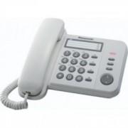 Panasonic TS520FXW telefon analogic, alb