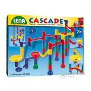 Set de joacă labirint cu bilă Lena, 31 buc.