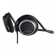 Sennheiser PMX 90 Portable Neckband Headphone with DynaMic Bass (Black)