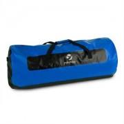 Yukatana Quintoni 120 Duffel Gym Bag 120 litri geanta impermeabila negru / albastru (FIT25-Quintoni 120)