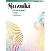 Suzuki Cello School, Vol 2 by Alfred Publishing