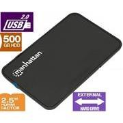 Manhattan 130042 USB2.0 External Hard Disk