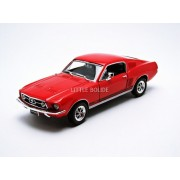 Welly - 1/24 - Ford - Mustang Gt - 1967 - 22522r-Welly