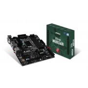 Micro-Star International Msi Z170M Mortar Socket Lga 1151 Vga Dvi Hdmi 8-channel Hd Audio mATX