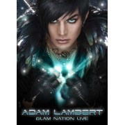 Adam Lambert - Glam Nation Live (0886978728029) (1 CD + 1 DVD)