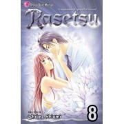 Rasetsu, Vol. 8 by Chika Shiomi