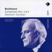 L Van Beethoven - Symphonies No.4&8 (0825646045426) (1 CD)