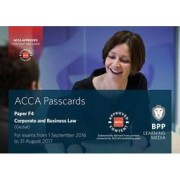ACCA F4 Corporate and Business Law (Global) by BPP Learning Media