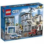 Конструктор ЛЕГО Сити - Полицейски участък - LEGO City Police, 60141