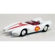 "Johnny Lightning Speed Racer 2000 ""Mach 5"" with Bonus Film Strip Token"