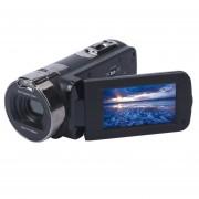 Digital Vídeo HD 1080P 24MP TFT De 2,7 Pulgadas LCD-negro