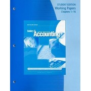 Century 21 Accounting Working Papers Chapters 1-16 by Claudia B Gilbertson