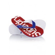 Superdry Tricolore teenslippers