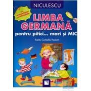 Limba Germana Pentru Pitici... Mari Si Mici - Rosita Corbella Paciotti