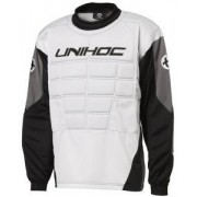 Unihoc Blocker 170 cm bílá / černá