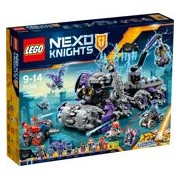 LEGO Nexo Knights Jestro's Hoofdkwartier - 70352