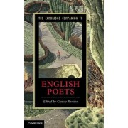 The Cambridge Companion to English Poets by Claude Rawson