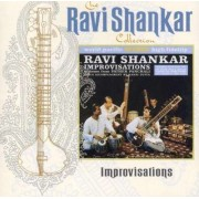 Ravi Shankar - Improvisations (0724356704923) (1 CD)