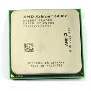 Athlon 64 X2 XCPU AM2 AMD 6000 + 2 x 512 KB (3,1 gHz) 89 W Brisbane Tray