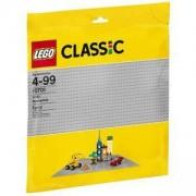 Плочка ЛЕГО КЛАСИК - СИВ ЦВЯТ - LEGO Classsic, 10701