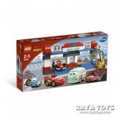 LEGO DUPLO Cars - Сервиз за коли