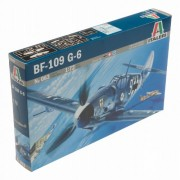 Italeri 0063S - Maqueta de Messerschmitt BF-109 G-6 [importado de Alemania]