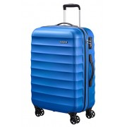 American Tourister - Palm Valley spinner equipaje de cabina, azul (cool blue), M